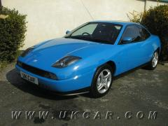 The New 5 Cylinder Fiat Coupe