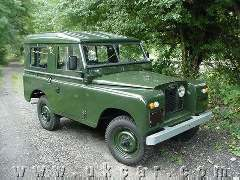 Land Rover - Cars