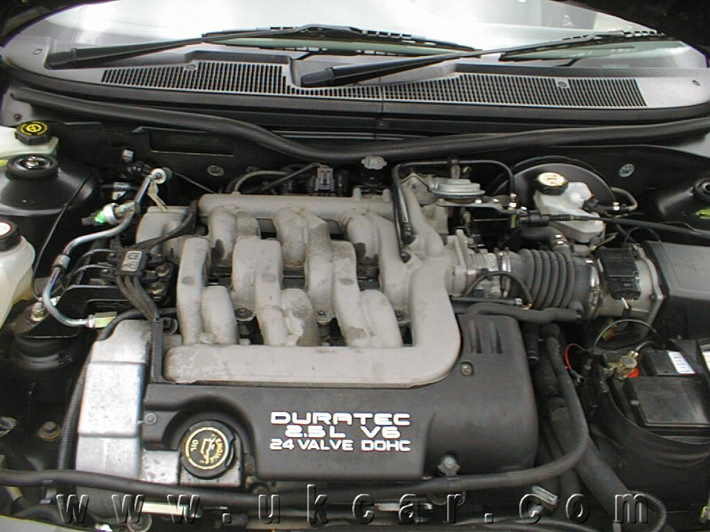 Ford Mondeo St24 2 5 V6 Engine Page 1 Engines Drivetrain