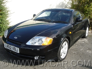 UKCAR Hyundai Coupe 20 SE Review