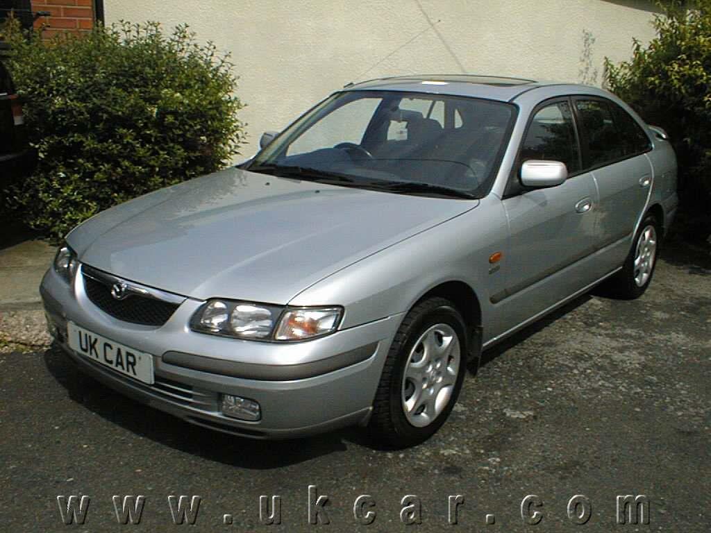 uk car reviews :- mazda xedos 9