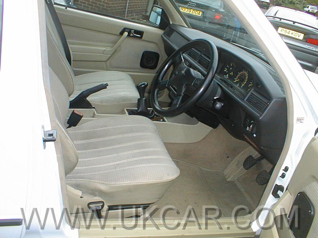 Mercedes 190e Interior Styling Need Some Tips Stormfront