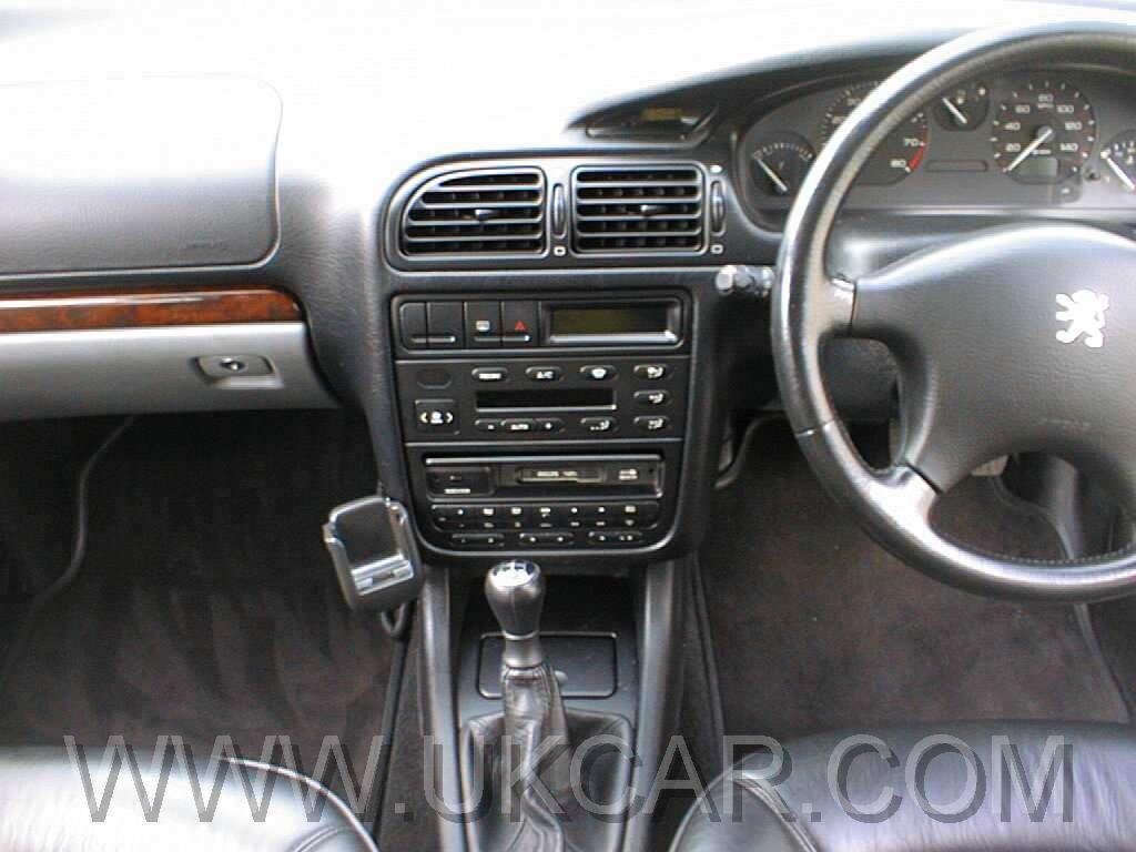Peugeot 406 Executive Turbo