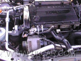 Ti Engine S on Four Cylinder Engine With Large Cam Sounds