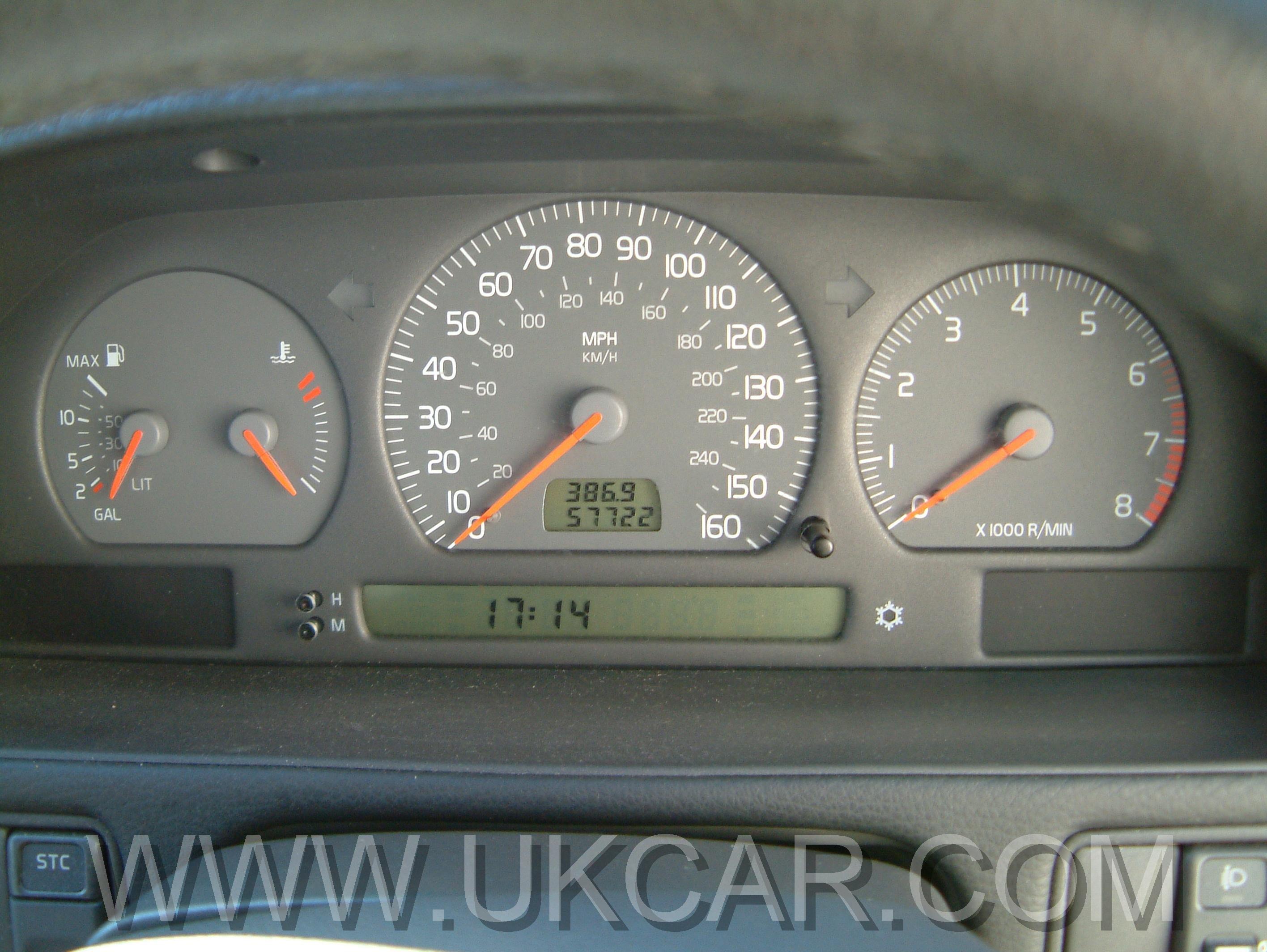 UK Car Road Test