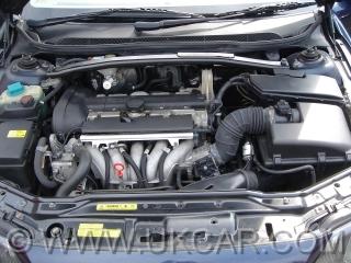Onwijs UKCAR Volvo S60 2.4 Bi fuel Review SX-54